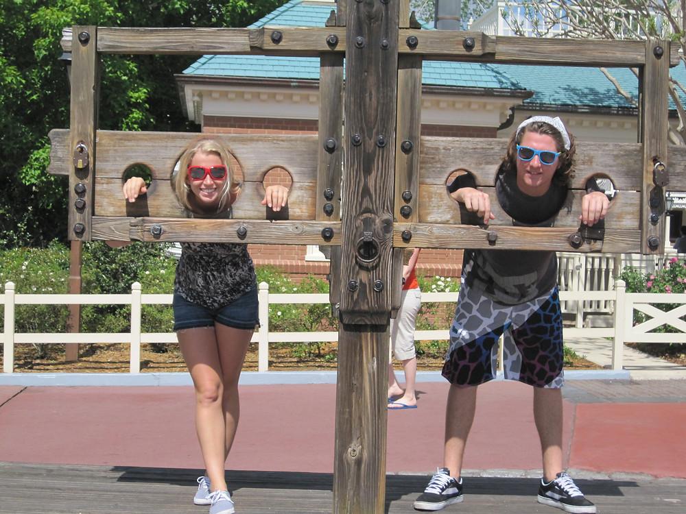 2009 Disney Trip