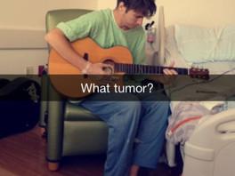 Thompson's Take On Brain Cancer