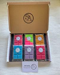 Fruit Box Wax Melt Snap Bars Collection
