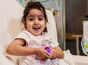 Marha at Great Ormond Street Hospital
