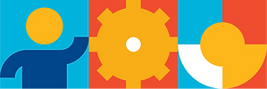 DRIVE icons, people, innovation, progress