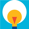 DRIVE innovation light bulb icon