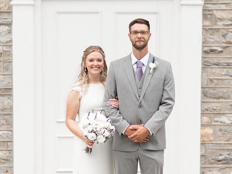 Mount Saint Mary's University Wedding   Emmitsburg, Maryland   Emily + Josh