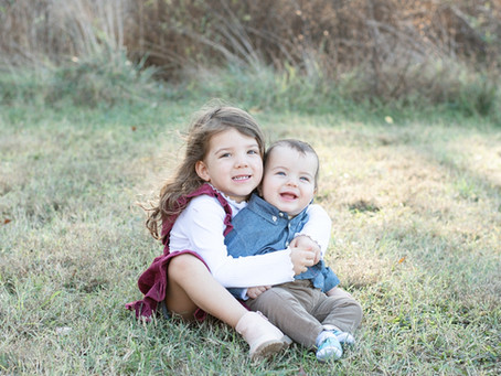 Rock Creek Park Fall Family Session | Landis Family