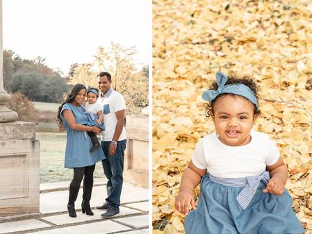 National Arboretum Family Session | Washington D.C. | Abegaz Family