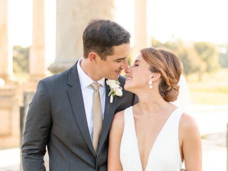 National Arboretum Wedding | Washington D.C. | Jo C. & Adam