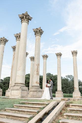 National Arboretum wedding photography 20