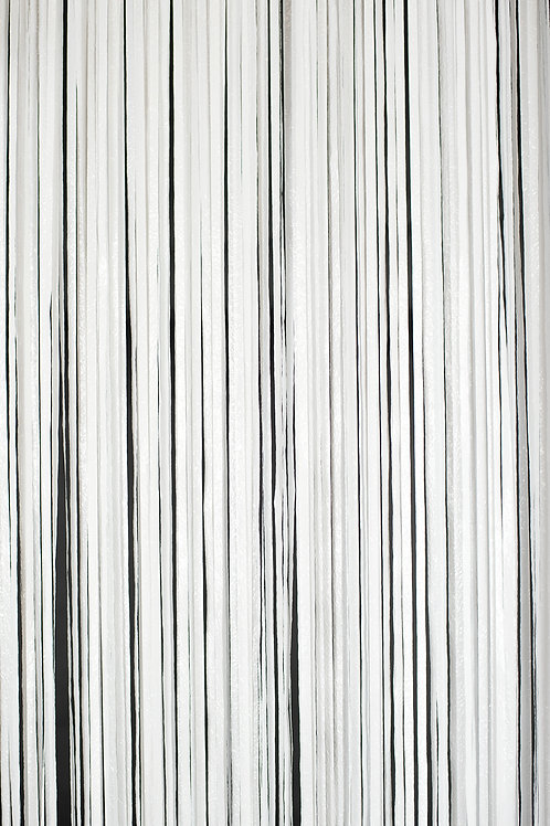 Cracked Ice White Photobooth Curtain