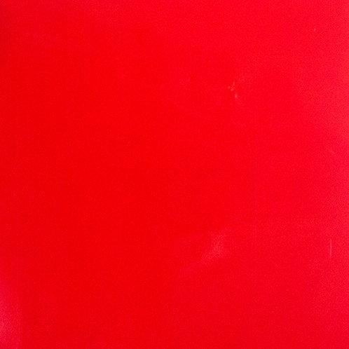 Semi-Gloss (Plastic Wet Look) Red