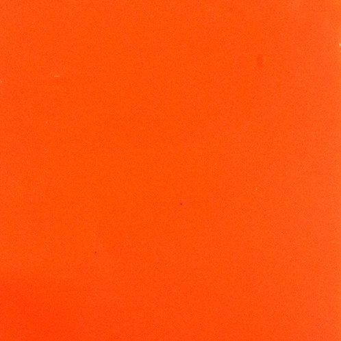 Semi-Gloss (Plastic Wet Look) Orange