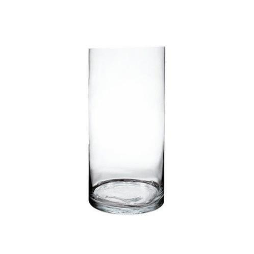 Cylinder Vase 4dia X 10l Set Of 12