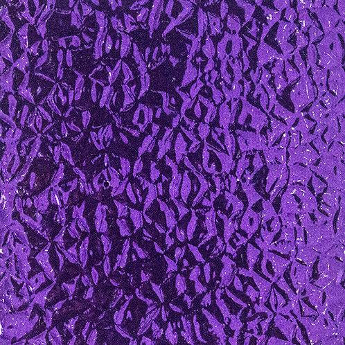 Cracked Ice Purple