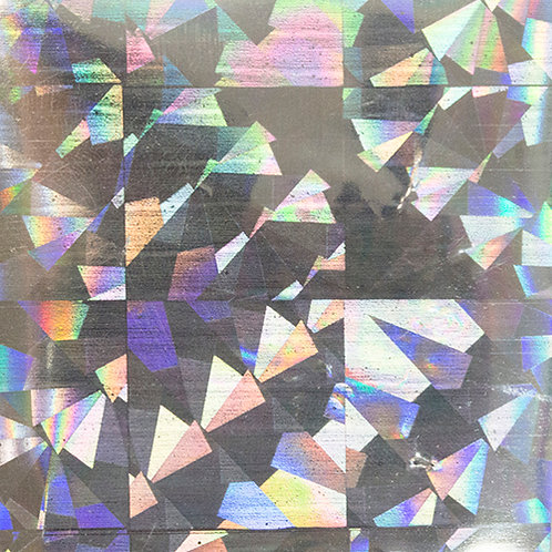 Diffraction (Holographic) Silver