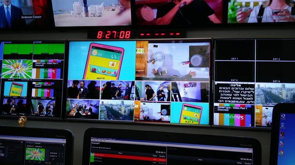 העבודות החלו: ערוץ חדש יותר