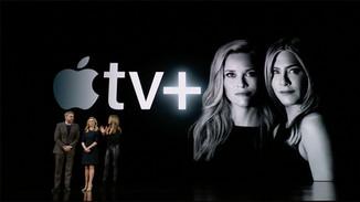 מתחרה לנטפליקס: אפל TV +