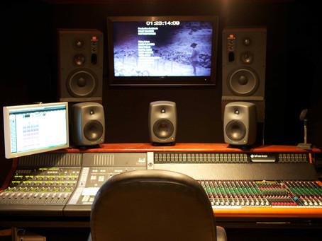 Psalter Studios now open