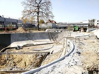 Septembre 2020 // ELBEUF-SUR-SEINE - Parc de la Cerisaie