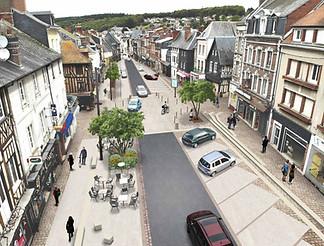 Septembre 2020 // ORBEC - Revitalisation du centre ville