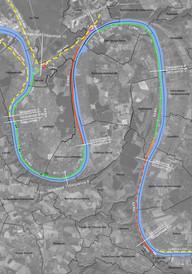 MAI 2021 // Lauréat avec SOGETI pour La Seine à Vélos lot n°1
