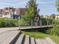 """Janvier 2018 // CAUE 76 - Prix de l'Architecture et de l'Aménagement de la Seine-Maritime 2018 Projet finaliste dans la catégorie """" Aménagement """""""