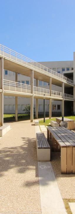 Campus universitaire de Mont-Saint-Aignan (76)