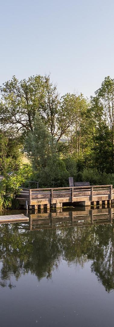 Parc du Clos des Aulnes au Vaudreuil (27)
