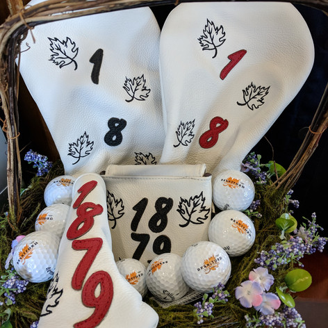 Themed Head Covers