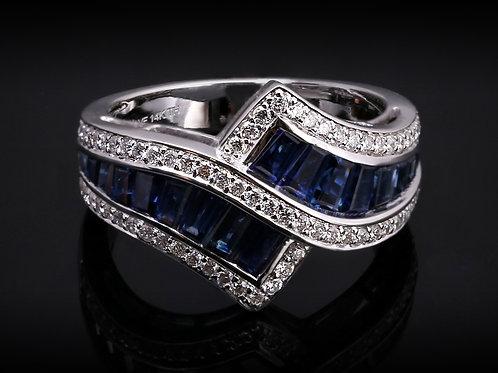 Sapphire Ribbon