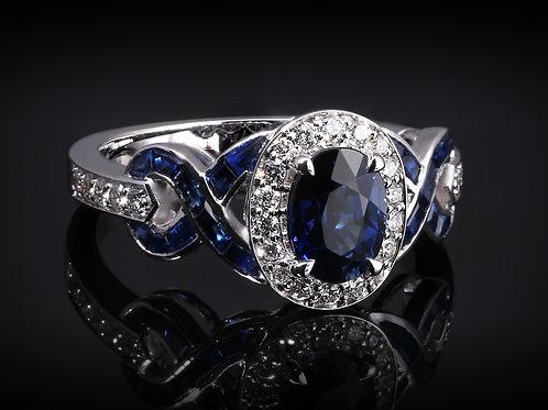 Sapphire Braid