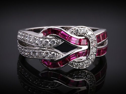 Ruby Diamond Belt