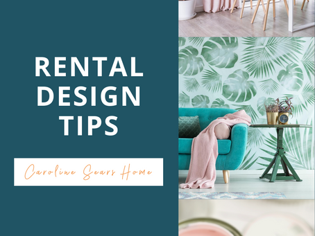 Rental Design Tips