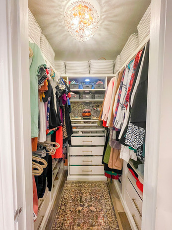 Briarhurst Closet