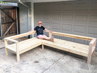 DIY Outdoor Section