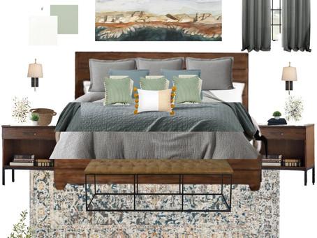 Master Bedroom Renovation Plan