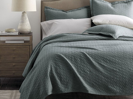 The Best Smokey Blue Quilts