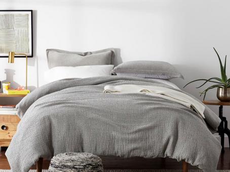 The Best Gray Duvet Colors
