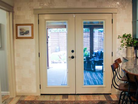 Tiling Kitchen Backsplash and Wall