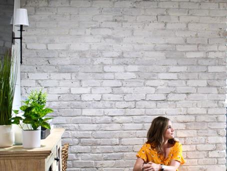 How to Limewash Brick