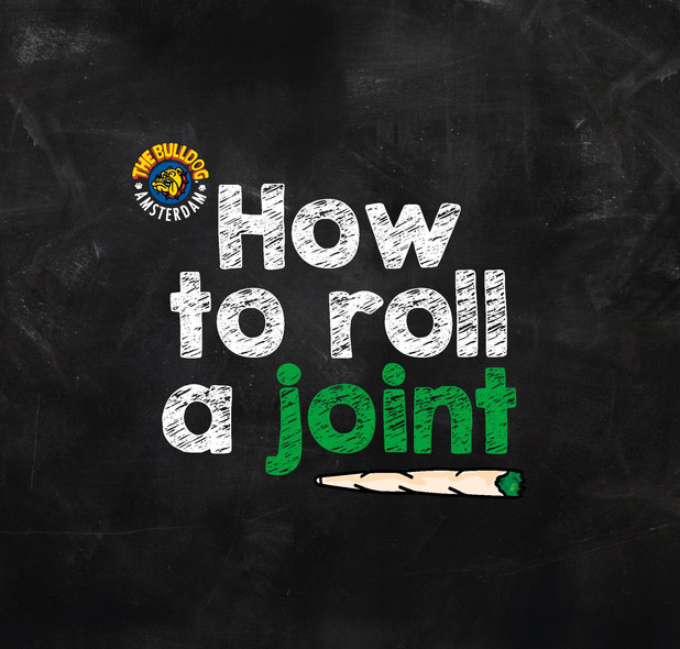 How to roll a joint tutorial