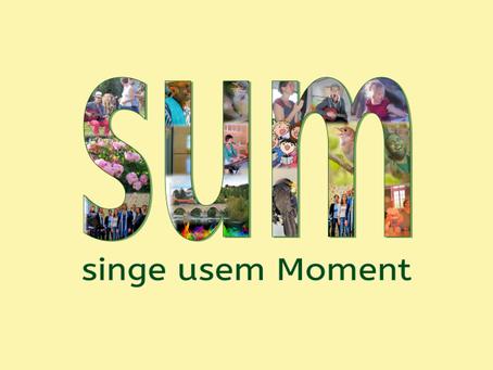 SUM - singe usem Moment