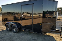 6x12 Enclosed Cargo Trailers