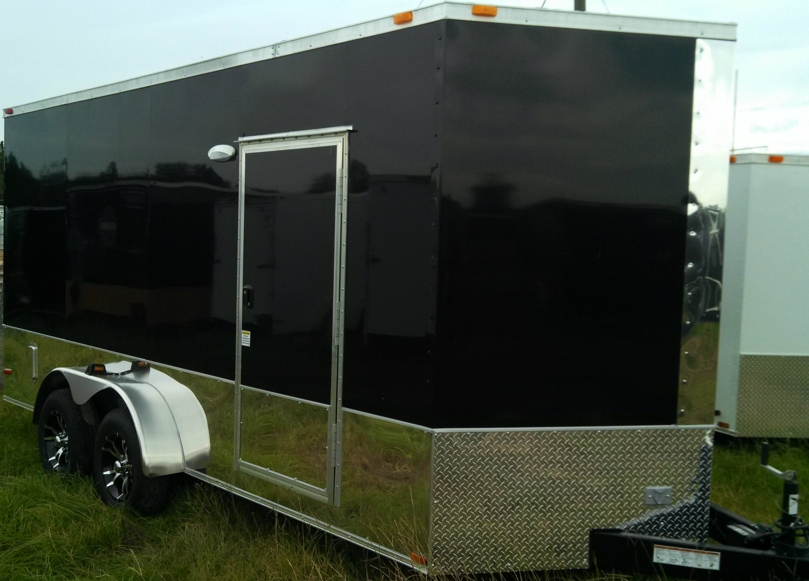 Diamond Cargo 7x16 Enclosed Trailer