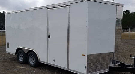7x14 Motorcycle Trailer