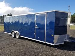 Rock Solid Cargo 8.5x24 Indigo