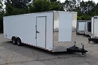 6x12 TA Enclosed Cargo Trailer