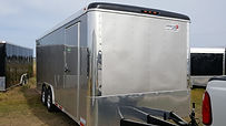 8.5x20 Custom Enclosed Cargo Trailer