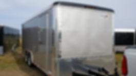 8.5x20 Custom Enclosed Cargo Trailer