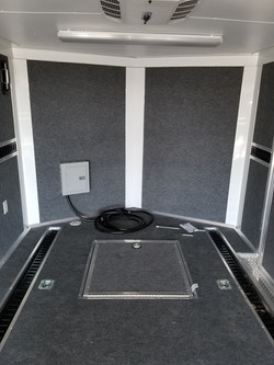 Finished Interior With Carpet