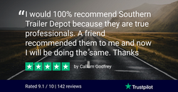 Trustpilot Review - Callum Godfrey