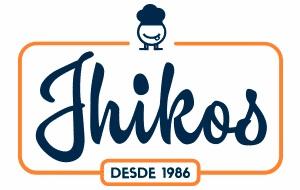 Logo pastelería Jhikos